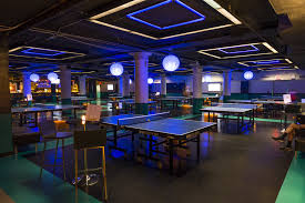 best bars with games in nyc including arcade bars and bowling