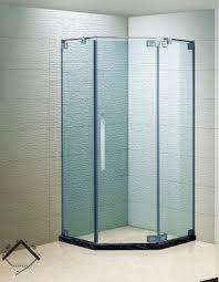 Clear Glass Shower Door by Swing Shower Doors Manufacturers Buy Discount Swing Shower Doors