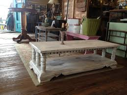 White Distressed Wood Coffee Table Distressed White Coffee Table Will Be Never Out Of Date