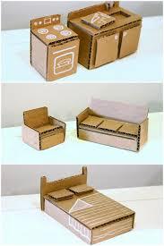59 Best Barbie Homes Ideas by Diy Barbie House Decor Miniaturas Pinterest Barbie House