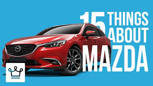 who owns mazda 15 things you didn u0027t know about mazda youtube
