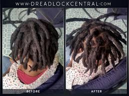 How To Dread Hair Extensions by Professional Dreadlock Maintenance Via Crochet Method U2022 Dread Salon