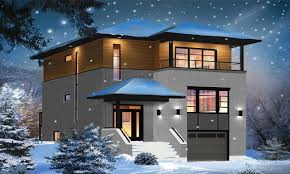 contemporary house plan 1 modern house plans two story unique modern 2 story contemporary