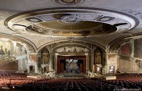 Movie Houses Crumbling Movie Houses That Were Main Attractions Moving Image