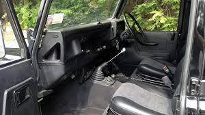 land rover defender 4 door interior 1986 land rover defender 110 t9 harrisburg 2015
