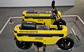 honda motocompo a motorbike designed to fit in the boot of a
