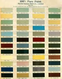 27 best craftsman style paint colours images on pinterest
