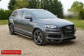 audi q7 used audi q7 car release and reviews 2018 2019