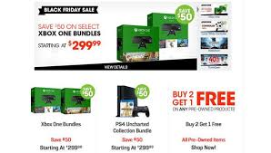 black friday 2015 the best video game deals at best buy gamestop black friday 2015 sale is live