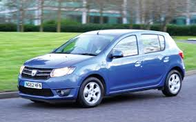 dacia all models and modifications for all production years with