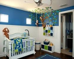 How To Decorate A Nursery For A Boy Boy Baby Bedroom Ideas Baby Boy Room Idea Baby Boy Nursery Ideas
