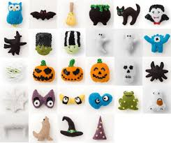 Monster House Halloween by Monster House Countdown Calendar Benzie Design