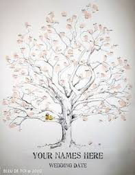 wedding tree guest book 61 best guest book tree images on marriage gifts
