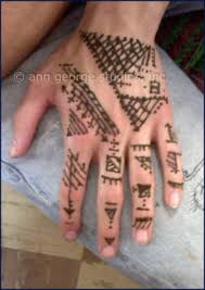 best chois tribal henna patterns for