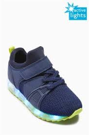 skechers led light up shoes buy older boys younger boys footwear trainers light up lightup from