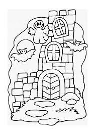 coloriage halloween fantome 1 sur hugolescargot com