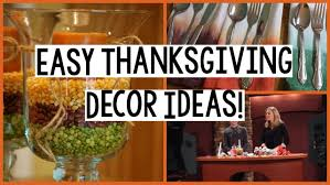 thanksgiving crafts easy thanksgiving decor ideas youtube