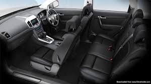 chevrolet captiva interior 2016 gm india launches the my 15 chevrolet captiva
