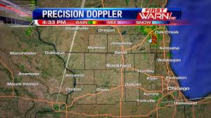 Illinois Weather Map by First Warn Weather Team Sunday Afternoon Weather Update Storm