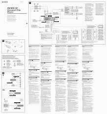 factory car stereo wiring diagrams to new sony radio remarkable