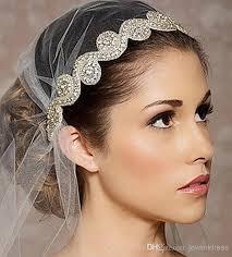 bridal headwear wedding bridal prom jewelry tiara headpiece