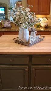 kitchen counter decor ideas adventures in decorating kitchen island misc home