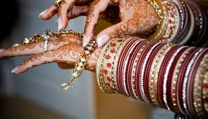 wedding chura significance of the wedding chura fullonwedding