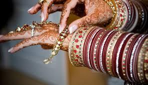 wedding chura significance of the wedding chura fullonwedding