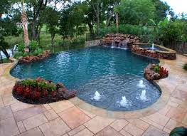 Backyard Pool Designs by 4 Gorgeous Backyard Pools Dig This Design