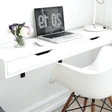 Floating Office Desk Floating Desk Ideas Glassnyc Co
