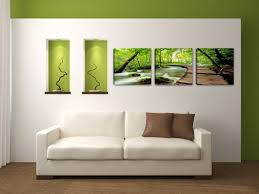 Unique Wall Pictures For Impressive Family Room Wall Decorating - Wall decor ideas for family rooms
