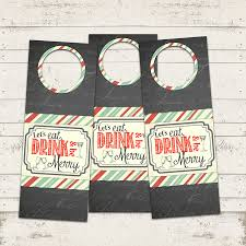 valerie pullam designs wine gift tags eat drink and