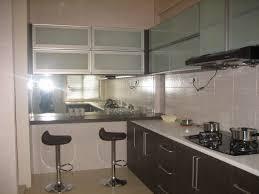 stylish and modern mirrored kitchen cabinets cabinets jasper