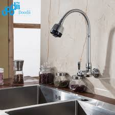 wall faucet kitchen kitchen wall faucets promotion shop for promotional kitchen wall