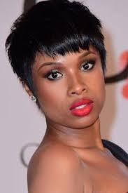 Jennifer Hudson Short Hairstyles Jennifer Hudson Short Hair Google Zoeken Kapsels Pinterest