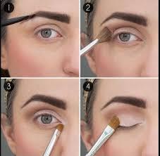 tutorial make up mata sipit ala korea cara membuat mata terlihat besar dengan makeup