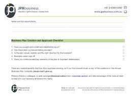 jpabusiness annual business plan template