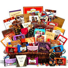 chocolate baskets chocolate basket jumbo sweet decadence c w directc w direct