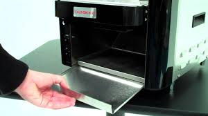 Holman Conveyor Toaster Apw Xpress Conveyor Toaster Youtube