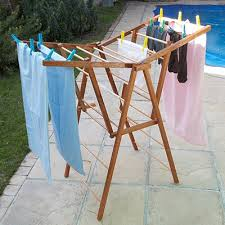 Bedroom Clothes Horse Bedroom Great Diy Clothes Drying Rack Intended For Horse Plan Best