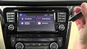 nissan altima 2015 updates nissan rogue altima connected via iphone android to facebook