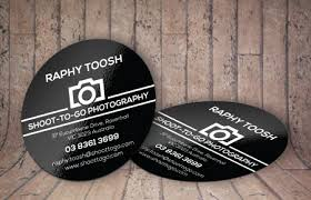 Round Business Card Same Day Circle Business Cards Melbourne National Next Day