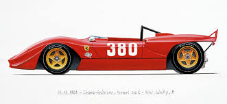 ferrari prototype masters of europe ferrari 70th anniversary