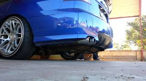 nissan 350z xforce exhaust h8fords exhaust cold start youtube