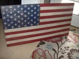 American Flag Decor Bedroom Designs America Wall Art Captain Super Soldier Americ Cool