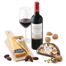 Wine And Cheese Gift Basket Château De Courlat And Reypenaer Dutch Cheese Gift Set Delivery
