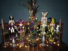 mardi gras nutcracker mardi gras mantel mardi gras decorations mardi