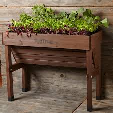 vegtrug wall hugger planter small williams sonoma