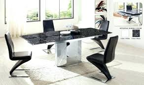 table de cuisine en verre trempé table de cuisine en verre alaqssa info