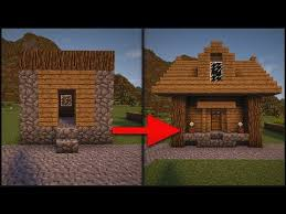Minecraft Small House Designs